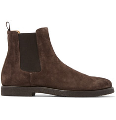 Officine Creative Harvard Suede Chelsea Boots