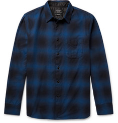 rag & bone - Beach Checked Cotton-Twill Shirt