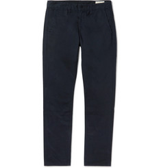 rag & bone Fit 2 Brushed Cotton-Twill Chinos