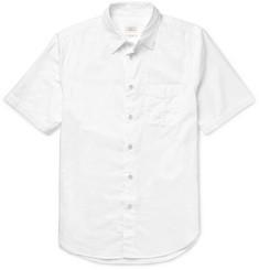 rag & bone Standard Issue Cotton Shirt