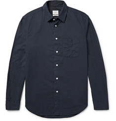 rag & bone Standard Issue Beach Slim-Fit Cotton-Twill Shirt