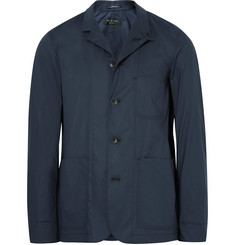 rag & bone Radford Slim-Fit Cotton-Blend Jacket