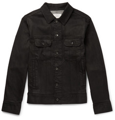 rag & bone Standard Issue Washed-Denim Jacket