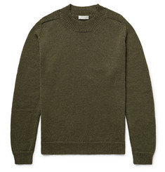 Margaret Howell Linen and Merino-Wool Blend Sweater