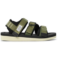 Suicoke Kisee-V Webbing and Neoprene Sandals