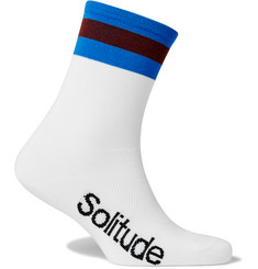 Pas Normal Studios - Solitude Stretch-Knit Cycling Socks