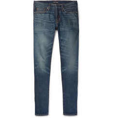 TOM FORD - Slim-Fit Selvedge Denim Jeans