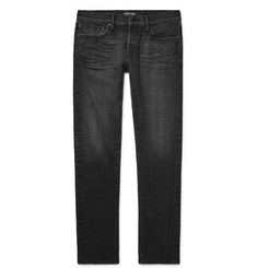 TOM FORD Slim-Fit Stretch Selvedge Denim Jeans