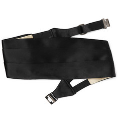 TOM FORD - Silk-Satin Cummerbund