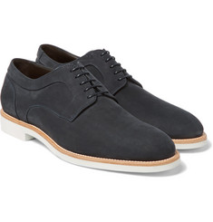 Hugo Boss - Ocean Nubuck Derby Shoes
