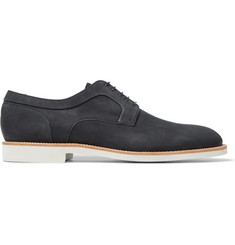Hugo Boss Ocean Nubuck Derby Shoes