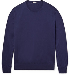 Caruso Cotton Sweater