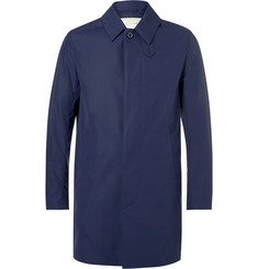 Mackintosh Slim-Fit Bonded-Cotton Raincoat