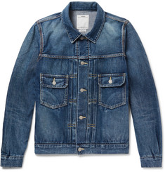 visvim 101 Selvedge Denim Jacket