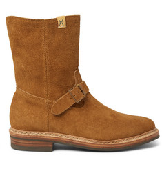 visvim Folk Brushed-Suede Boots