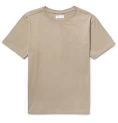 TAKAHIROMIYASHITA TheSoloist. - Raw-Edged Cotton-Jersey T-Shirt