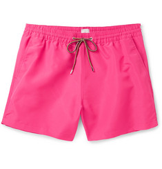 Paul Smith - Slim-Fit Mid-Length Swim Shorts