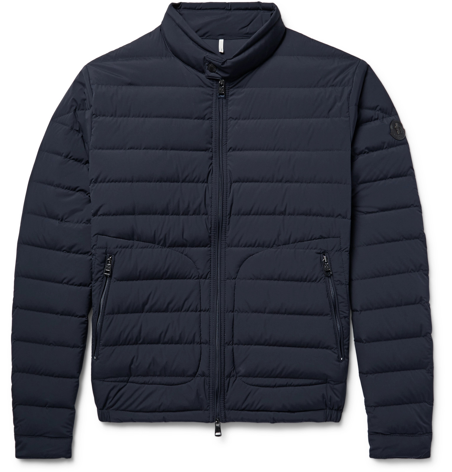 moncler acorus quilted down jacket