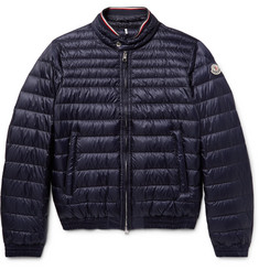 Moncler Garin Quilted Shell Down Jacket
