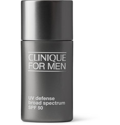 Clinique For Men UV Defense Broad Spectrum SPF50, 30ml