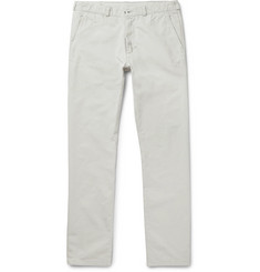 Maison Kitsuné Jay Slim-Fit Cotton Chinos