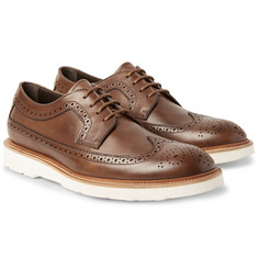 Tod's - Leather Longwing Brogues