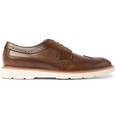 Tod's Leather Longwing Brogues