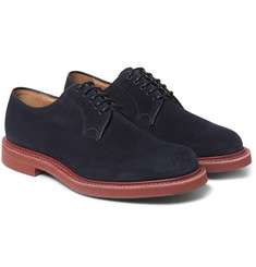 Church's - Fulbeck Suede Derby Shoes