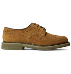 Church's Riverton Suede Wingtip Brogues