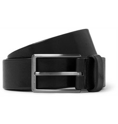 Hugo Boss - 3.5cm Black Sammy Leather Belt