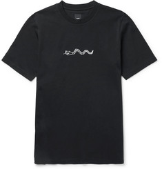OAMC Printed Cotton-Jersey T-Shirt