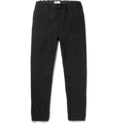 OAMC Tapered Stretch Cotton-Blend Jersey Sweatpants