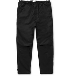 OAMC Slim-Fit Tapered Cropped Cotton Trousers