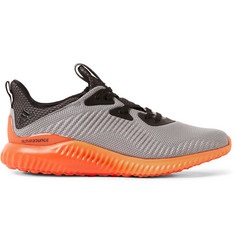 Adidas Sport - Alphabounce Mesh Running Sneakers