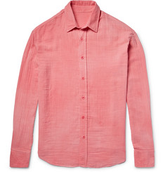 The Elder Statesman Cotton-Gauze Shirt