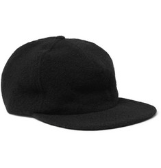 The Elder Statesman Cashmere Baseball Cap