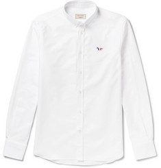 Maison Kitsuné - Slim-Fit Cotton Oxford Shirt