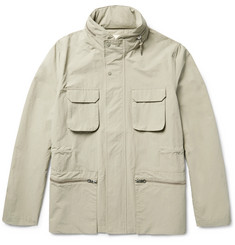 Folk Washed-Shell Field Jacket