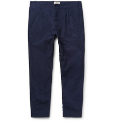 Folk The Assembly Cotton-Ripstop Trousers
