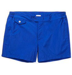 Boglioli - Short-Length Swim Shorts