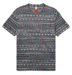 Missoni Cotton-Jacquard T-Shirt