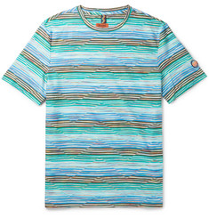 Missoni Slim-Fit Striped Cotton-Jersey T-Shirt