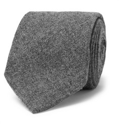 Drake's - 8cm Knitted Cashmere Tie
