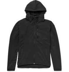 Descente Super Sonic Slim-Fit Shell Hooded Jacket
