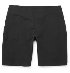 Descente - BOA Slim-Fit Waterproof Shell Shorts