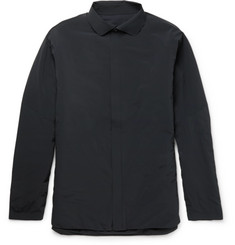 Descente S.I.O Slim-Fit Padded Tech-Shell Jacket