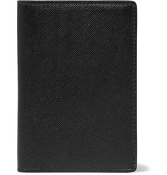 Common Projects Folio Textured-Leather Cardholder