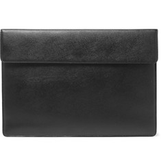 Common Projects Article Cross-Grain Leather Pouch