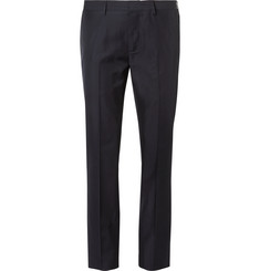 Calvin Klein Collection - Exact Slim-Fit Silk-Twill Trousers