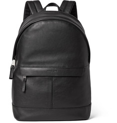 Michael Kors - Full-Grain Leather Backpack